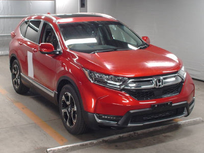2018 Honda CR-V EX Masterpiece