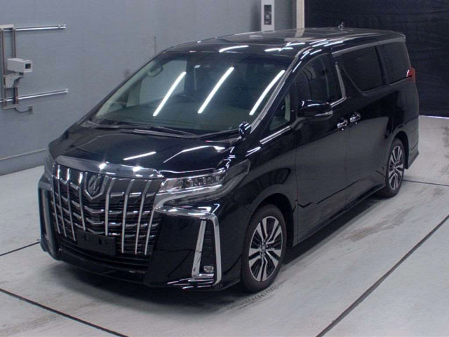 2018 Toyota Alphard 2.5S C Package