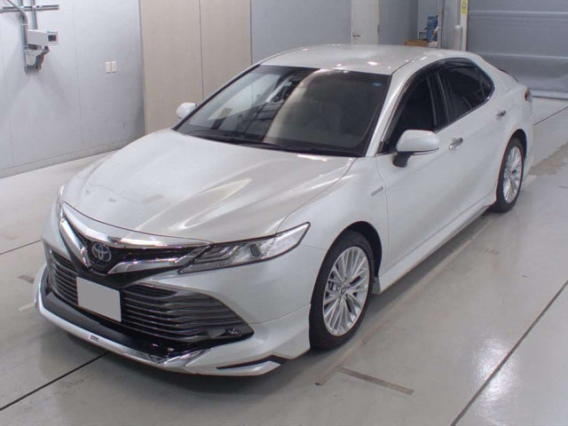 2018 Toyota Camry Hybrid Leather