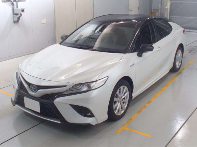 2018 Toyota Camry Hybrid WS Leather