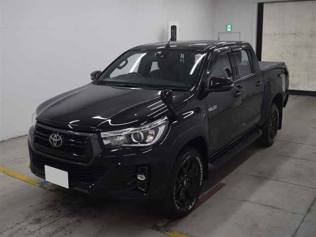 2019 Toyota Hilux Z 4WD Black Rally Edition