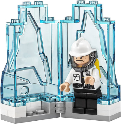 LEGO Batman Movie: Mr. Freeze Ice Attack 70901 Building Kit (201 Piece) (5840716791973)