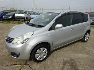 2011 Nissan Note - Route 119
