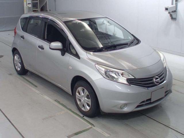 2013 Nissan Note S - Route 119