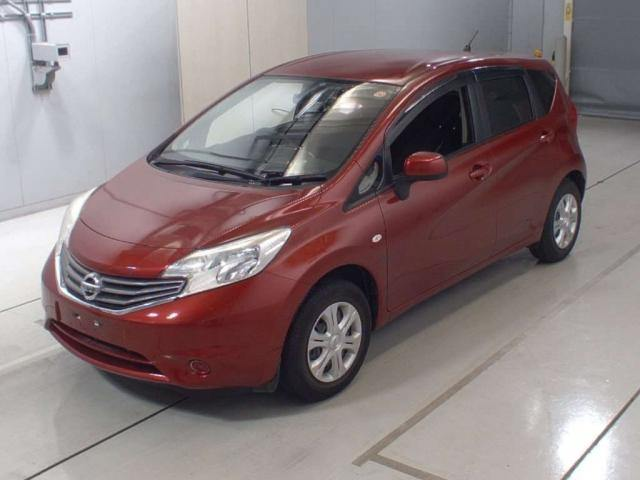 2013 Nissan Note X