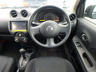 2012 Nissan March 12S