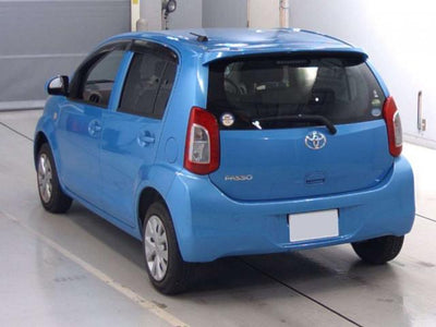 2014 Toyota Passo X L Package (5851260027045)
