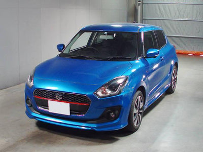 2017 Suzuki Swift RST (5840682614949)
