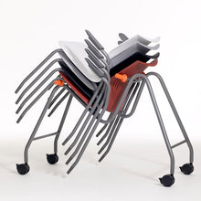 Load image into Gallery viewer, MultiGeneration Stacking Chair by Knoll