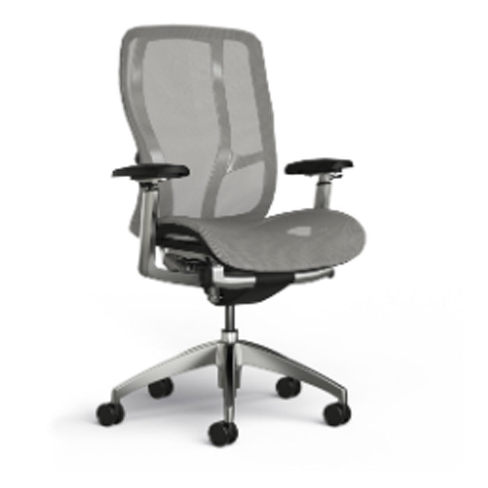 Vesta Mid-Back Mesh Chair