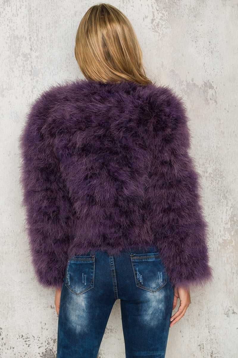 Dream Jacket - Purple Rain - DennisMaglic.com