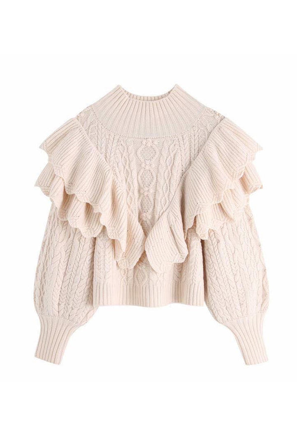 Knitted sweater - Julia - DennisMaglic.com