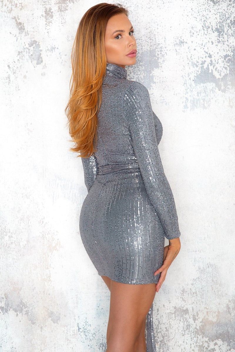 Exclusive sequin dress - Becca - DennisMaglic.com