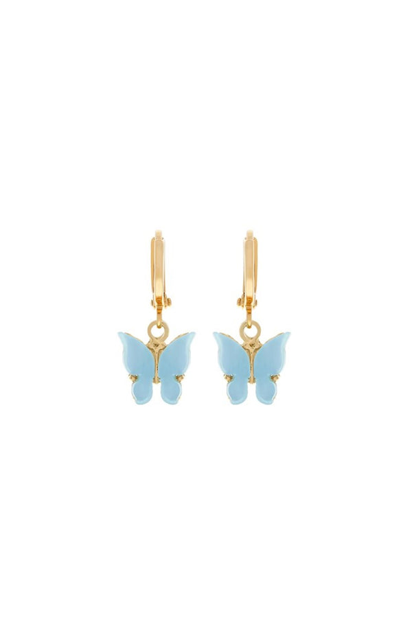Butterfly Earrings - Sky - DennisMaglic.com