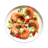 Chinese Steamed Prawns - Meals In Minutes SG
