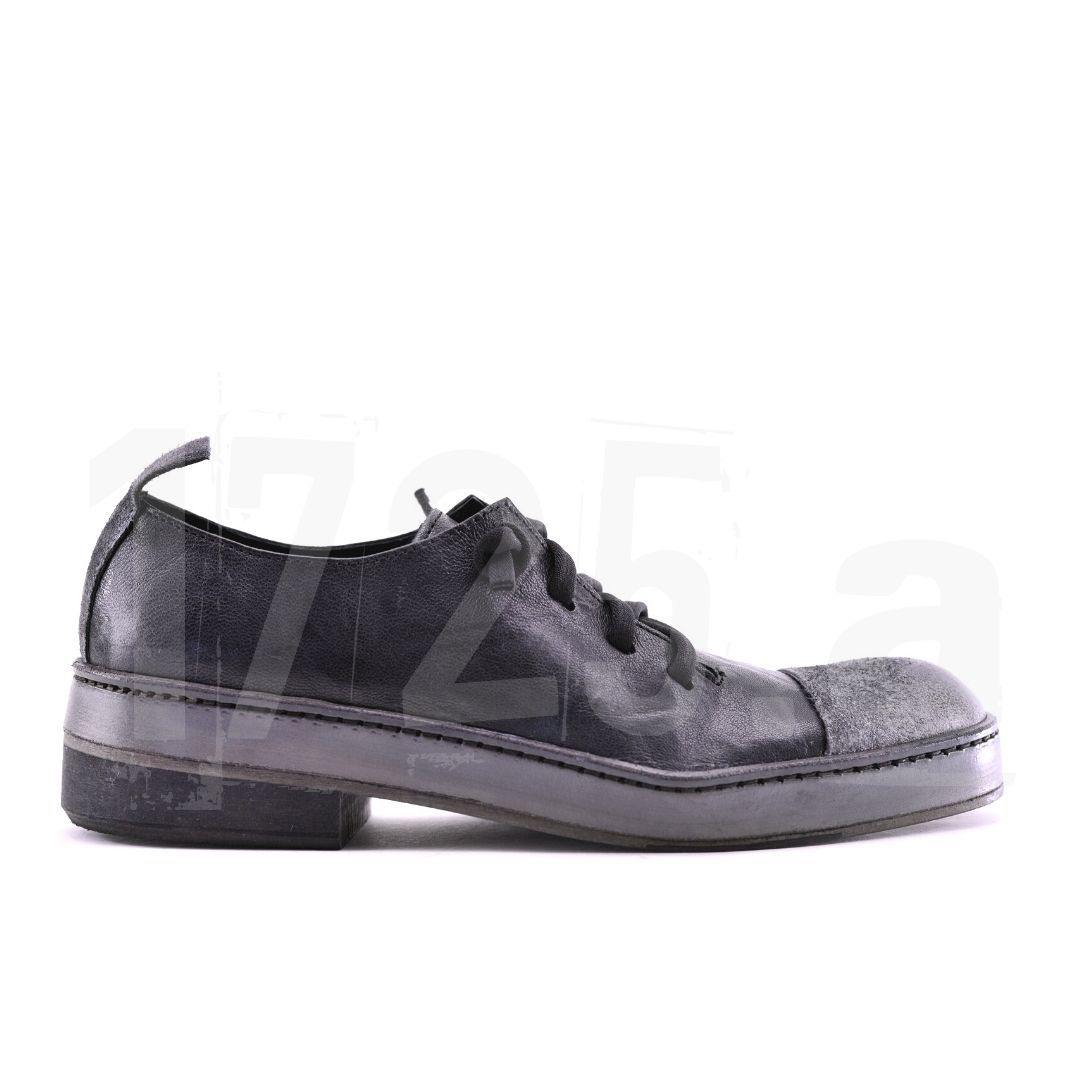 Enya - light black/nero - 1725.a - Scarpe Made in Italy