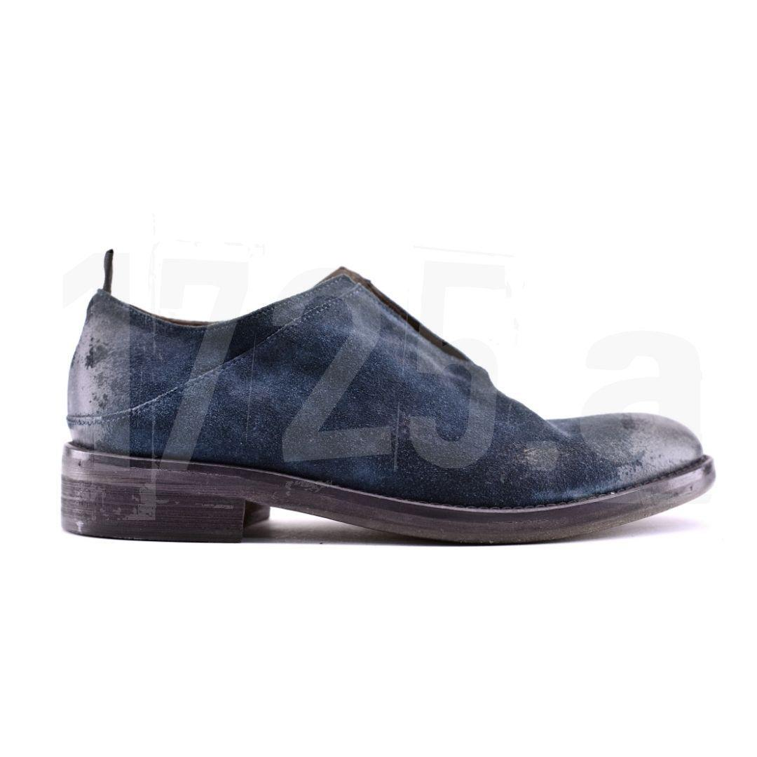 Sacramento - blue - 1725.a - Scarpe Made in Italy