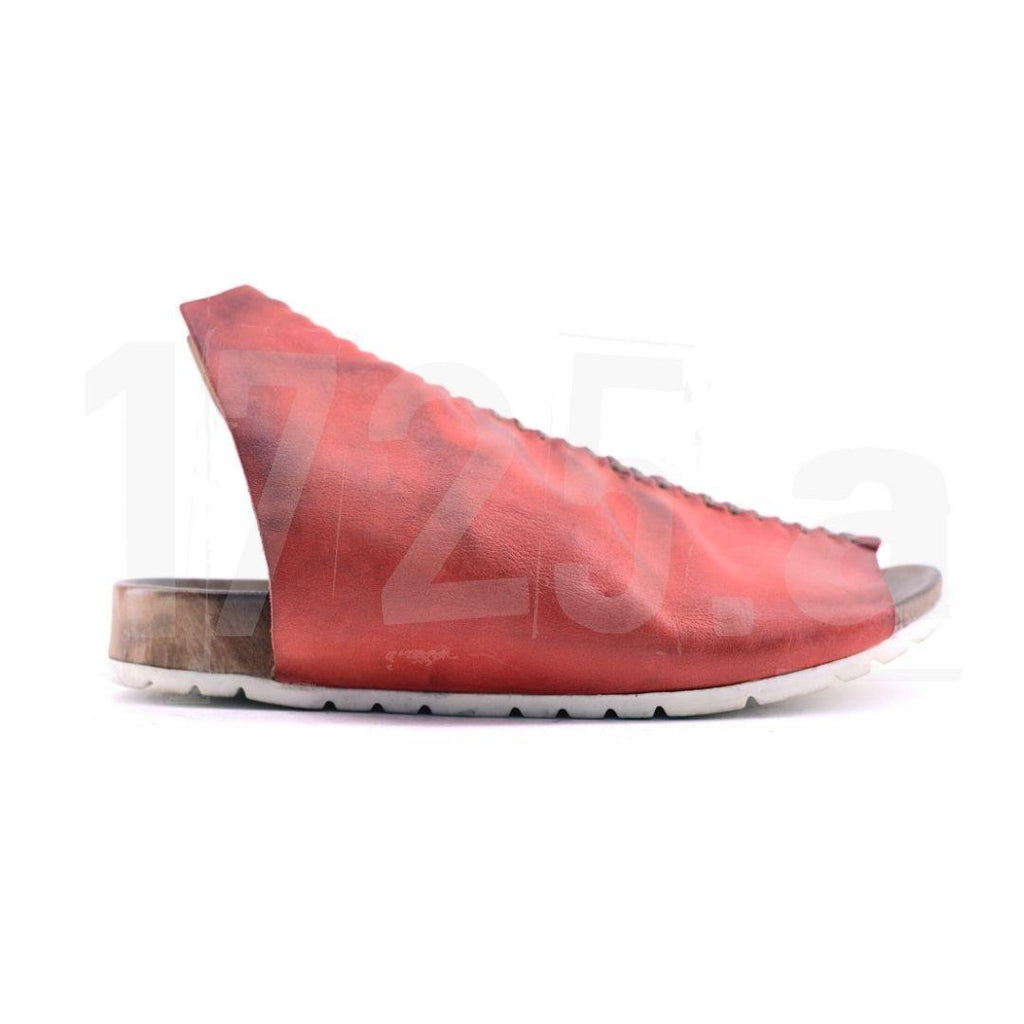 Toronto - rosso - 1725.a - Scarpe Made in Italy