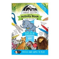 LIONHEART BENJI'S BIG DAY ACTIVITY BOOK