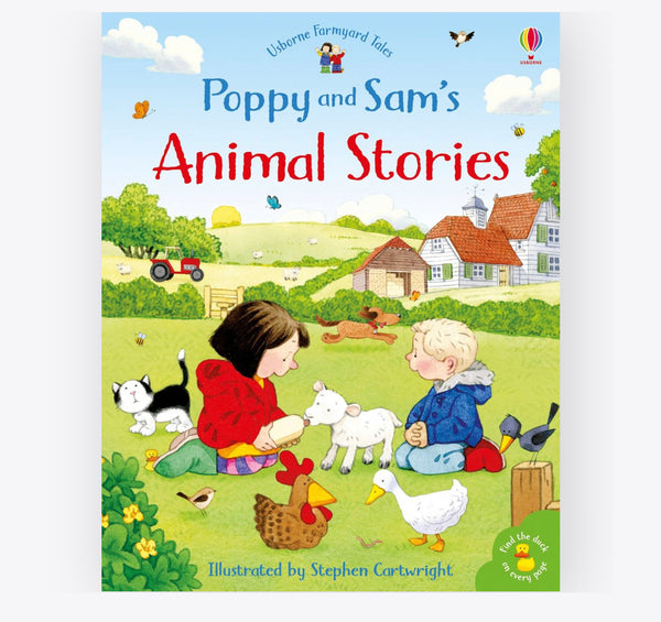 Poppy And Sams Animal Stories