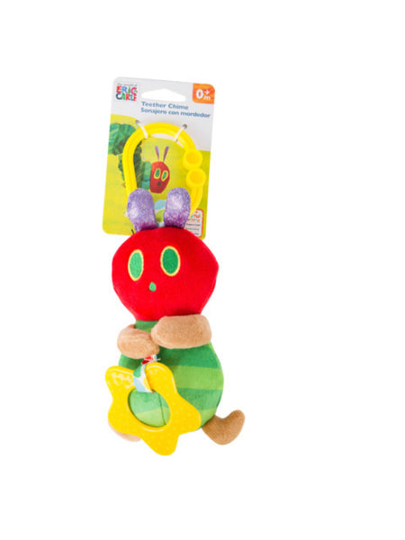 The Very Hungry Caterpillar Teether Ring