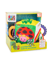The Very Hungry Caterpillar Plush Cube