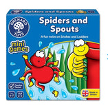 Mini Game Spiders and Spouts