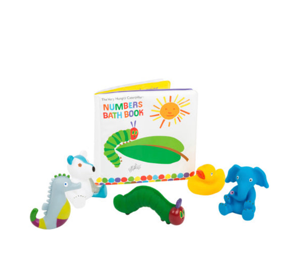 The Very Hungry Caterpillar Book set