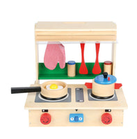 Play Kitchen in a Case Profesional