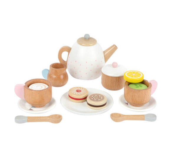 Childrens Kitchen Tea Set
