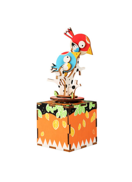 Birds Musical Toy Kit
