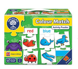 Colour Match Jigsaw Puzzle