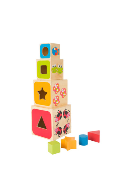 ABC Stacking Cubes