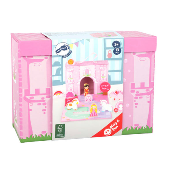 Princess Castle Themed Play Set