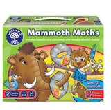 Mammoth Maths Game