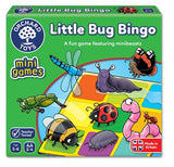 Mini Game Little Bug Bingo