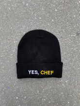 Load image into Gallery viewer, Yes, Chef Beanie