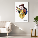Belle / Beast Canvas Collection