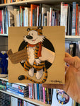 Winter Hobbes / Calvin Original Art