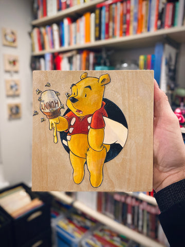 Winnie the Pooh / Christopher Robins Original Art