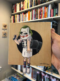 Nurse Joker / Batman Original Art