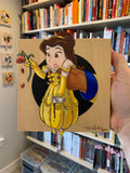 Belle / Beast Original Artwork