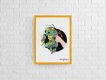 Michelangelo / April O'Neil Premium Art Print