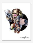 Predator / Dutch Premium Art Print