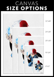 Todoroki / Endeavor Canvas Collection