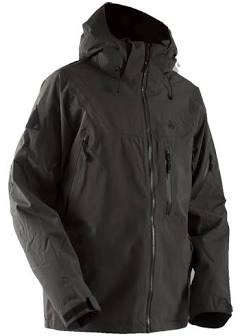 Tobe Novo Jacket- CF BLACK