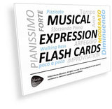 Musical Expression Flash Cards - PDF - Moran Education