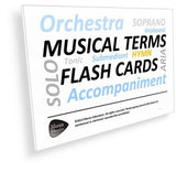 Musical Terms Flash Cards - PDF - Moran Education