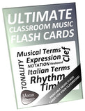 Ultimate Classroom Music Flash Cards - PDF - Moran Education