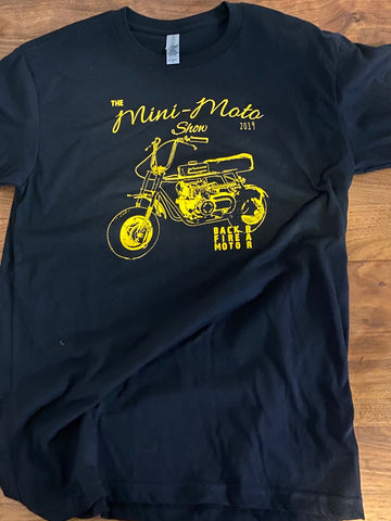 Backfire Moto Shirt of the Day